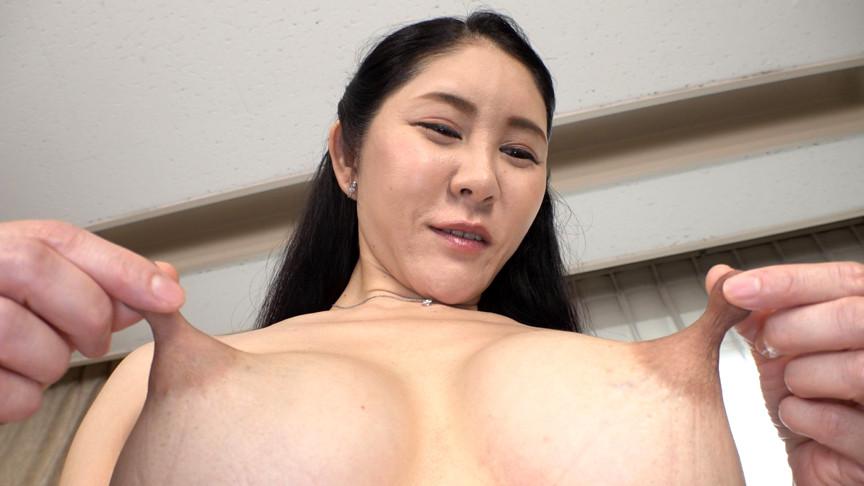 長乳首熟女